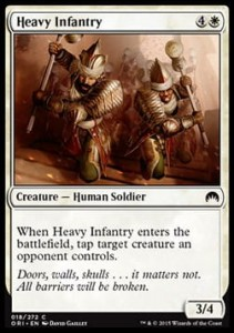 Heavy Infantry (Magic Origins)