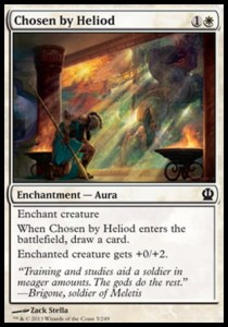 Chosen by Heliod (Theros)