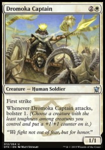 Dromoka Captain (Dragons of Tarkir)