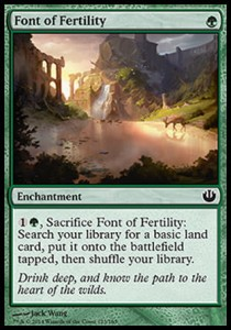Font of Fertility (Journey Into Nyx)