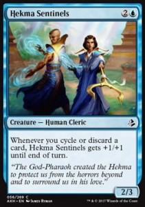 Hekma Sentinels (Amonkhet)