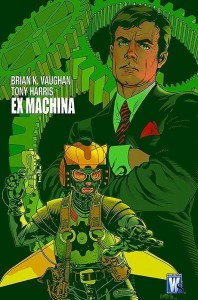 Ex Machina - Tom 1