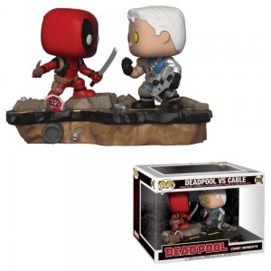 Funko POP Marvel - Deadpool vs Cable # 318