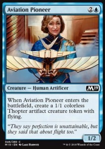 Aviation Pioneer (M19 Core Set)