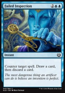 Failed Inspection (Kaladesh)
