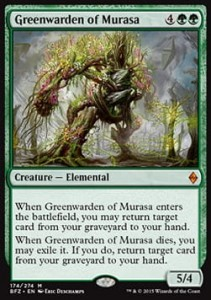 Greenwarden of Murasa (Battle for Zendikar)