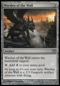 Warden of the Wall (Dark Ascension)