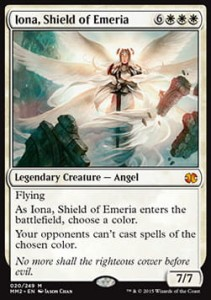 Iona, Shield of Emeria (Modern Masters 2015)