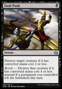 Fatal Push (Aether Revolt)