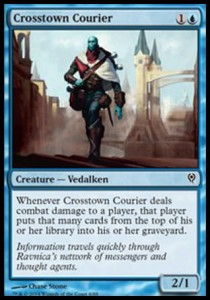 Crosstown Courier (DD: Jace vs Vraska)