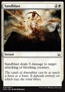 Sandblast (Hour of Devastation)