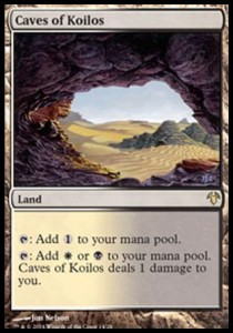 Caves of Koilos (Modern Event Deck)
