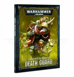 WH 40K - Codex Heretic Astartes Death Guard
