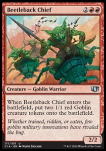 Beetleback Chief (Commander 2014)