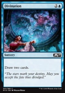 Divination (M19 Core Set)