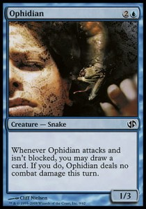 Ophidian (DD: Jace vs Chandra)
