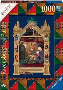 Harry Potter - On the Way to Hogwarts - Puzzle 1000