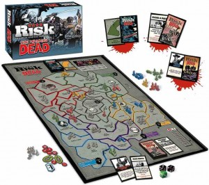 Risk - The Walking Dead / Żywe Trupy