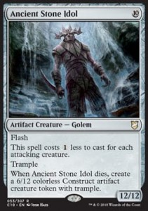 Ancient Stone Idol (Commander 2018)