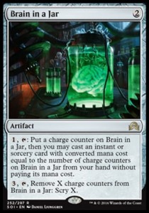 Brain in a Jar (Shadows over Innistrad)