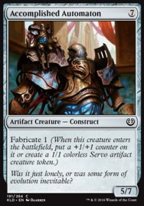 Accomplished Automaton (Kaladesh)