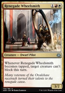 Renegade Wheelsmith (Aether Revolt)