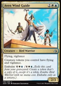 Aven Wind Guide (Amonkhet)