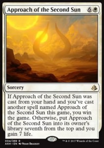 Approach of the Second Sun (Amonkhet)