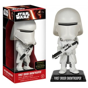 Wacky Wobblers - Star Wars Episode VII - First Order Snowtrooper