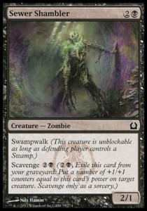 Sewer Shambler (Return to Ravnica)