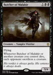 Butcher of Malakir (Commander Anthology 2017)