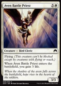 Aven Battle Priest (Magic Origins)