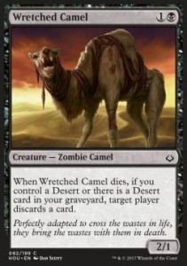 Wretched Camel (Hour of Devastation)