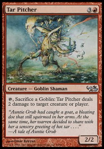 Tar Pitcher (DD: Elves vs Goblins)