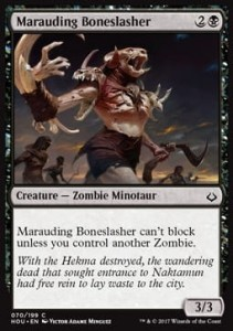Marauding Boneslasher (Hour of Devastation)