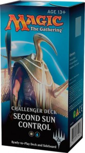 Challenger Deck - Second Sun Control