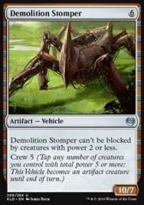 Demolition Stomper (Kaladesh)