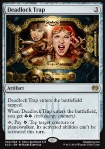 Deadlock Trap (Kaladesh)