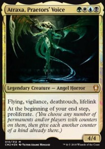 Atraxa, Praetors' Voice - FOIL (Commander Anthology II)