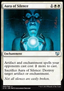 Aura of Silence (Commander 2015)