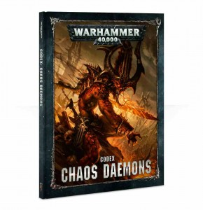 Chaos Daemons - Codex