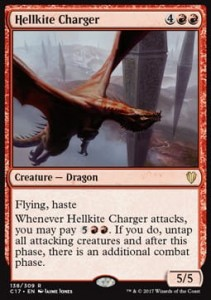 Hellkite Charger (Commander 2017)