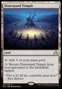 Drownyard Temple (Shadows over Innistrad)