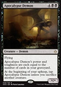 Apocalypse Demon (Hour of Devastation)