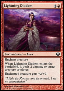 Lightning Diadem (Journey Into Nyx)