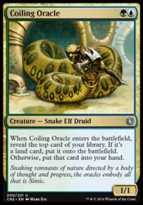 Coiling Oracle (Conspiracy II)