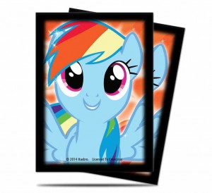 Protektory Ultra Pro - My Little Pony - Rainbow Dash
