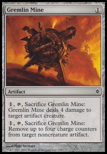 Gremlin Mine (New Phyrexia)