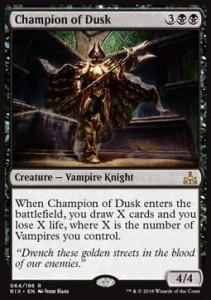 Champion of Dusk (Rivals of Ixalan)