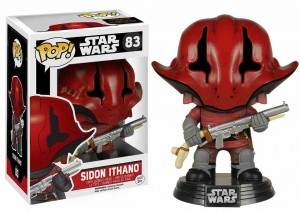 Funko POP Sidon Ithano Bobble Head # 83 - Star Wars